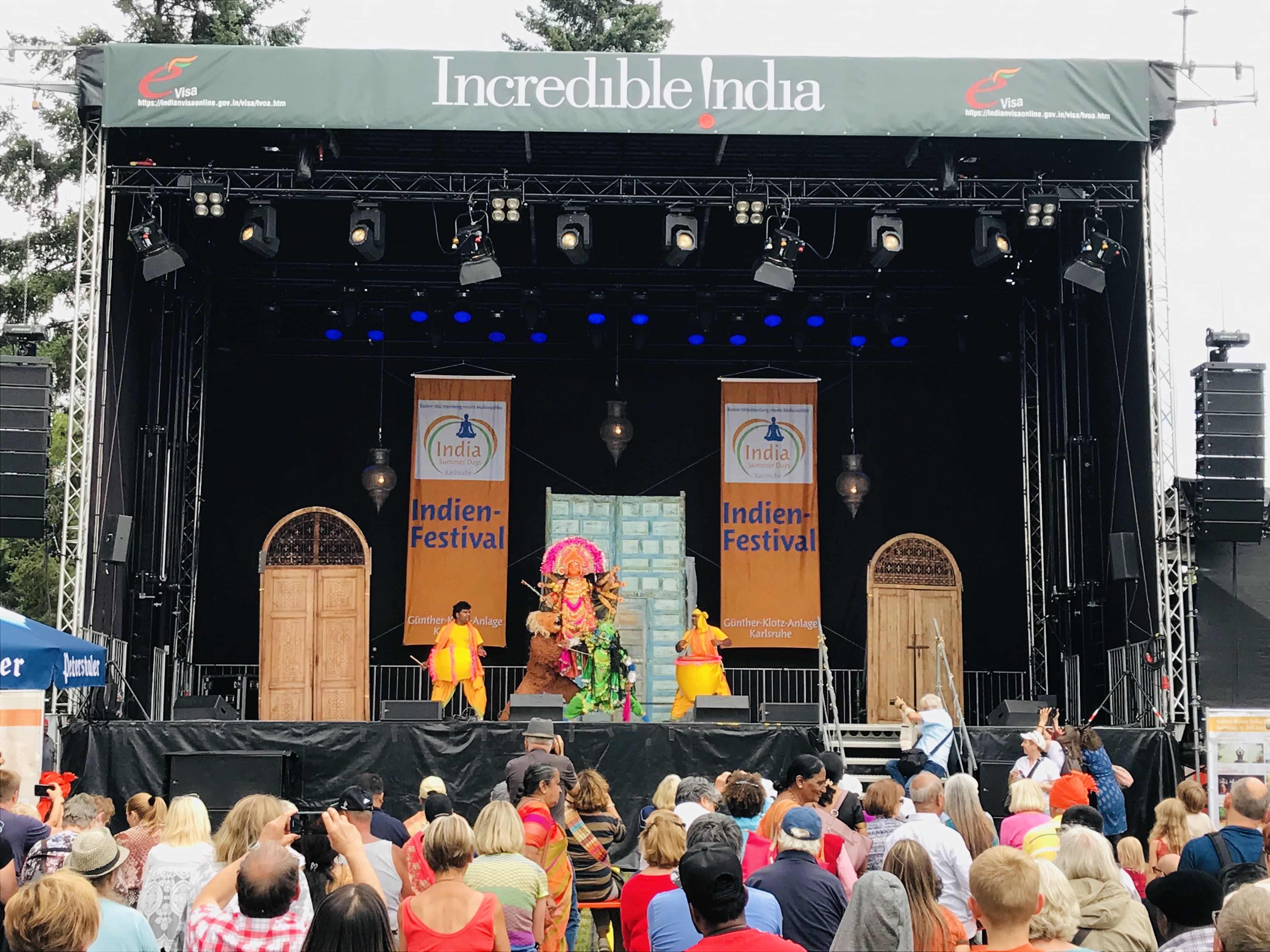 India Summer Days Festival, Germany
