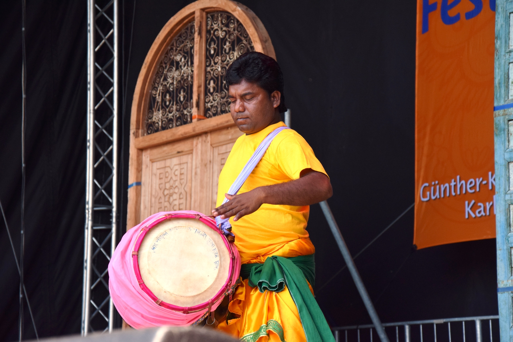 Chau dance Resurce Centre at Balarampur