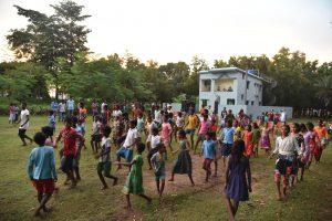 Chau Dance Resource Centre at Balarampur
