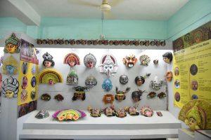 Chau Mask Resource Centre at Charida