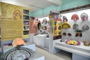Chau Mask Resource Centre, Charida