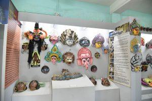 Resource Centre Of Chau Masks at Charida