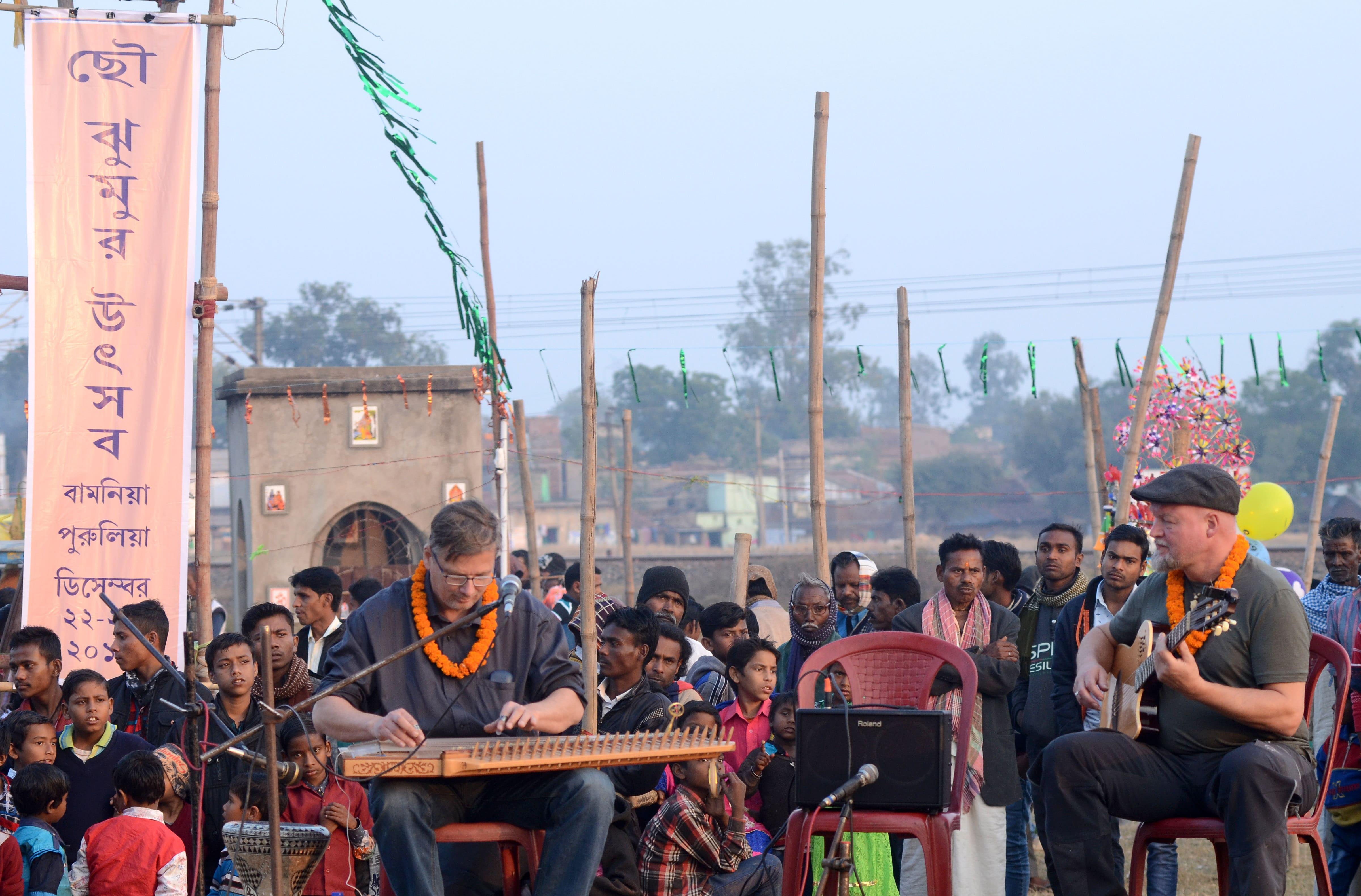 Chau Jhumur Utsav 2018