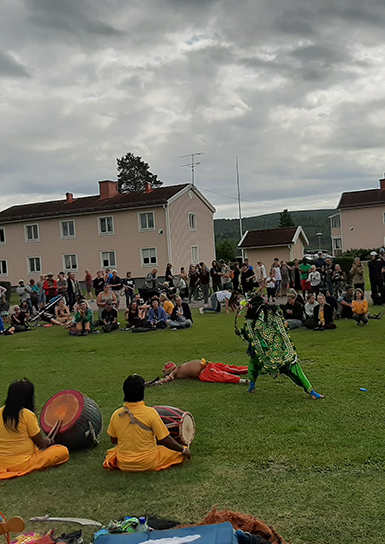 Urkult Festival In Sweden
