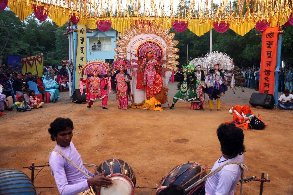 Chau Jhumur Utsav 2019